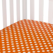 Calliope Fitted Crib Sheet