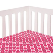 Pippin Fitted Crib Sheet