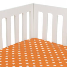 Rhythm Fitted Crib Sheet