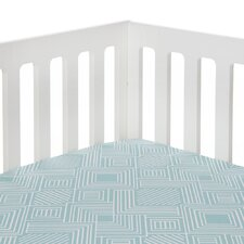 Soho Fitted Crib Sheet