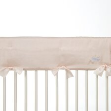 Lil' Princess Long Crib Rail Guard Cover