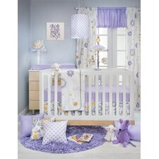 Fiona 3 Piece Crib Bedding Set