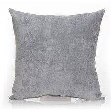 Swizzle Cotton Throw Pillow