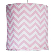 "14 "" Swizzle Hanging Drum Lamp shade"