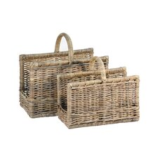 French Magazine Basket (Set of 2)