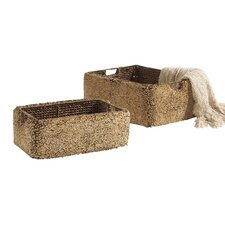 Hair Storage Basket (Set of 2)