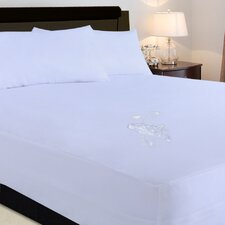 Polyester Microfiber Water and Stain Resistant Mattress Protector