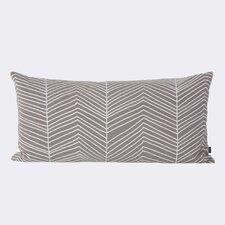 Ferm Living Herringbone Cotton Lumbar Pillow