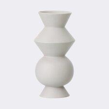 Ferm Living Bone China Geometry Vase