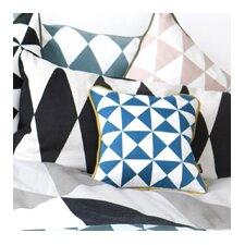 Ferm Living Little Geometry Cotton Throw Pillow