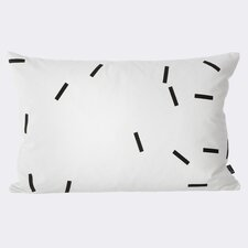 Ferm Living Mini Stick Cotton Lumbar Pillow