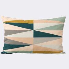 Spear Cotton Lumbar Pillow