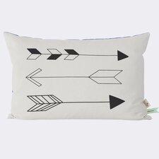 Ferm Living Kids Native Arrow Cotton Lumbar Pillow