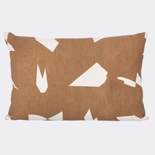 Ferm Living Cut Cotton Lumbar Pillow