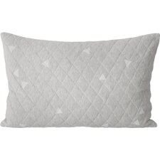 Ferm Living Teepee Quilted Cotton Lumbar Pillow