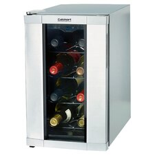 Private Reserve 8 Bottle Single Zone Freestanding Wine Refrigerator
