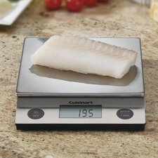 Deluxe Digital Kitchen Scale