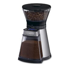 Programmable Conical Electric Burr Coffee Grinder