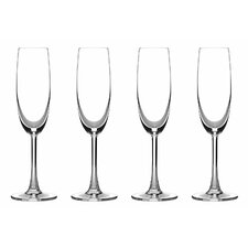 Champagne Flute Glass (Set of 4)