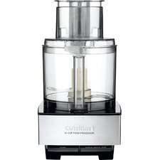 14 Cup Food Processor in Brushed Stainless Steel