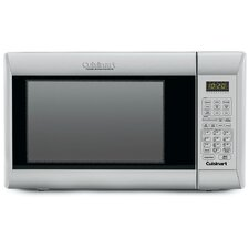 1.2 Cu. Ft. 1000W Countertop Microwave in Stainless Steel