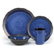 Jenna 16 Piece Dinnerware Set