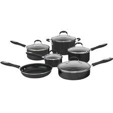 Advantage Nonstick 11 Piece Cookware Set
