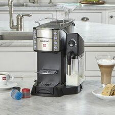 Buona Tazza Superautomatic Single Serve Espresso Caffe Latte Cappaccino and Coffee Machine