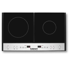 Induction Double Cooktop