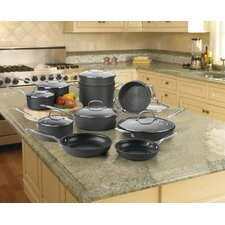 Chef's Classic 17 Piece Cookware Set