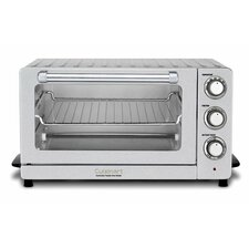 0.6 Cu.Ft. Toaster Oven Broiler with Convection
