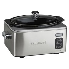 6.5 Qt. Programmable Slow Cooker