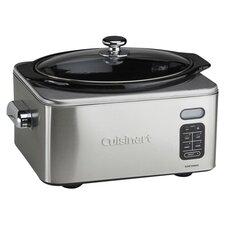 6.5 Qt. Programmable Slow Cooker