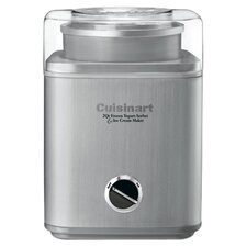 Pure Indulgence 2 Qt. Frozen Yogurt, Sorbet & Ice Cream Maker
