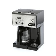 Programmable 12 Cup Coffee Maker with Hot Water System