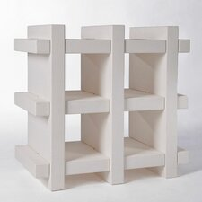 "Booky Mini Shelf Unit 27.6"" Bookshelf"