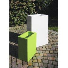 2 Piece Rectangular Planter Box Set
