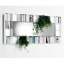 "Belvedere 37.01"" Standard Bookcase"