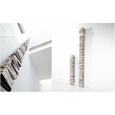 Ptolomeo Accent Shelves Bookcase