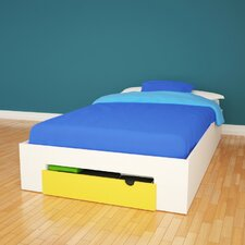 Taxi Platform Bed with Drawer