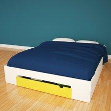 Taxi Storage Panel Customizable Bedroom Set