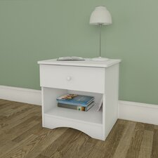 Vichy 1 Drawer Nightstand
