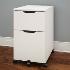 Arobas 2-Drawer Mobile Vertical File