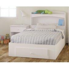 Vichy Storage Convertible Bed