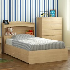 Alegria Platform Customizable Bedroom Set