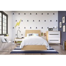 Nordik Platform Customizable Bedroom Set
