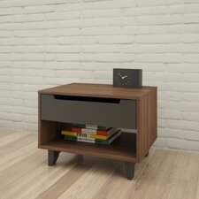 Aristocles 1 Drawer Nightstand