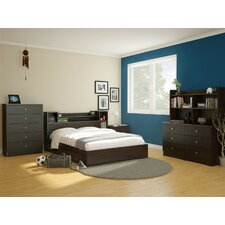 Pocono Platform Customizable Bedroom Set
