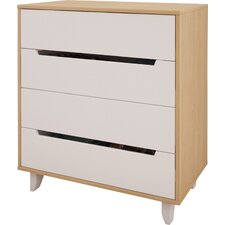 Nordik 4 Drawer Chest