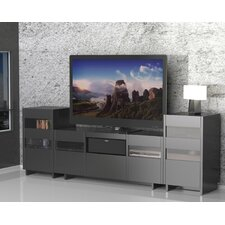 Hopewell TV Stand with Audio Towers